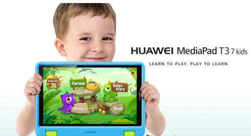 Huawei MediaPad T3 7 Kids/ Fot. Huawei