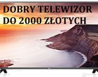 TOP10 telewizory do 2000