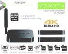 Minix NEO X8-H Plus: idealny odtwarzacz 4K do telewizorów