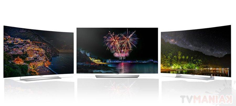 Nowe TV od LG / fot. LG