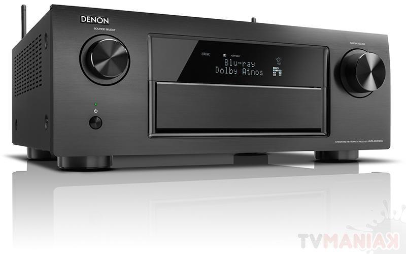 Denon AVR-X6200W, amplituner sieciowy kina domowego klasy premium / fot. prod.