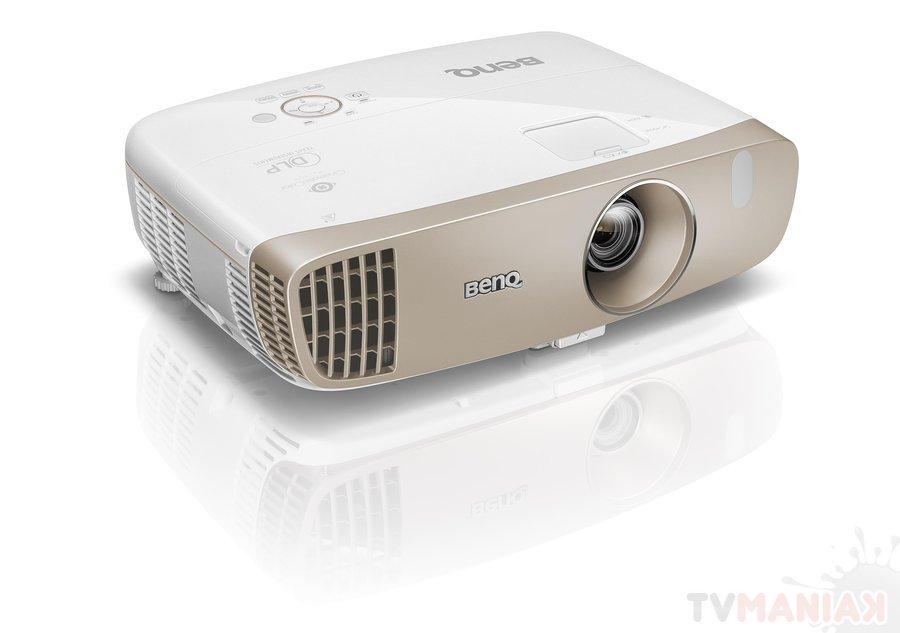 BenQ W2000: projektor kina domowego / fot. prod.