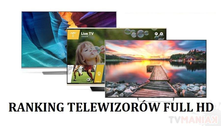 Ranking telewizorów Full HD