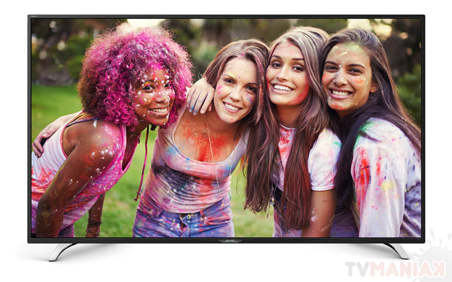 Telewizory Sharp - seria 624x / fot. prod.