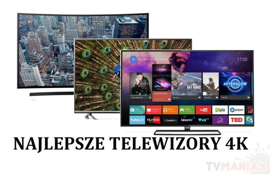 Najlepsze telewizory Ultra HD