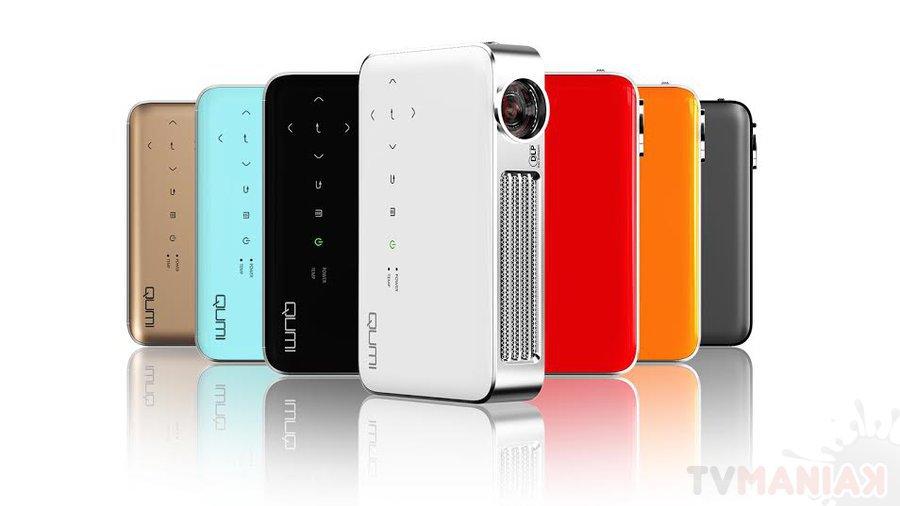 Projektor VIVITEK Q6 Qumi / fot. prod.