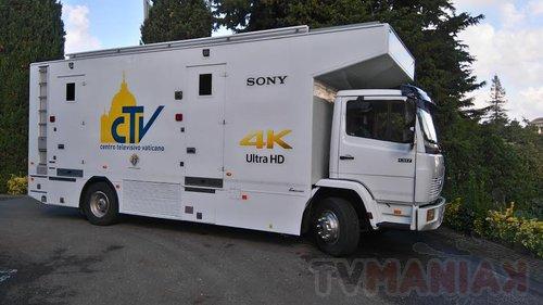 4K, Ultra HD , czy może 4K Ultra HD? / fot. Sony