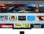 apple airplay Apple TV odtwarzacz
