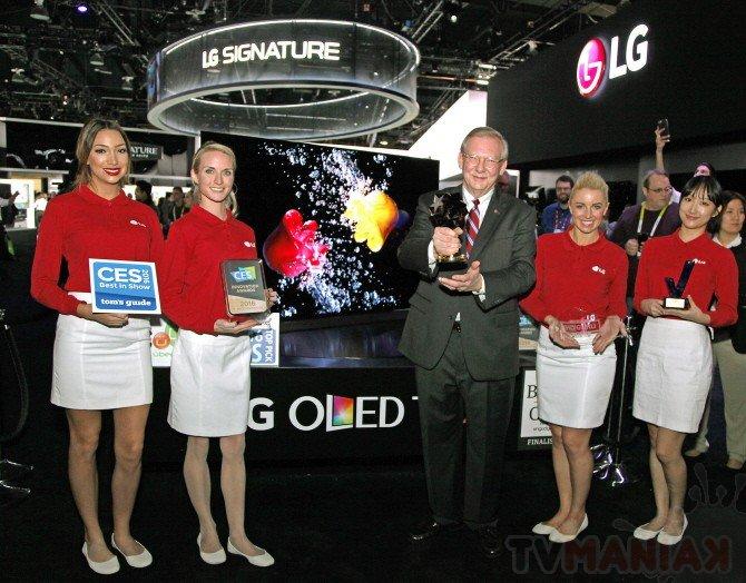 LG SIGNATURE OLED TV / fot. LG