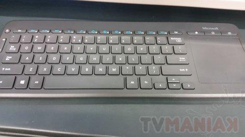 Microsoft All-In-One Media Keyboard N9Z-00022 / fot. tvManiaK