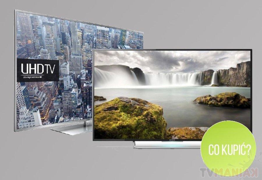 Jaki telewizor 40 cali kupić?