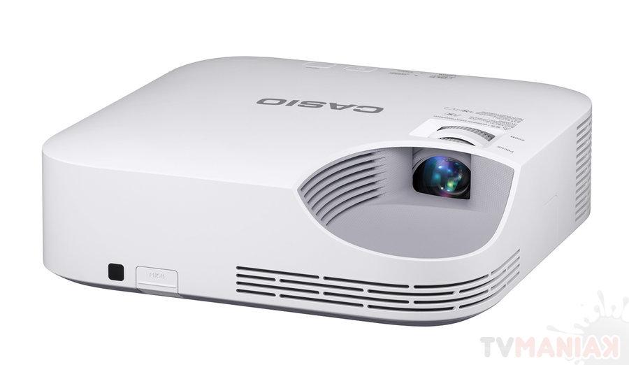 Casio wprowadza 8 nowych projektorów / fot. prod.