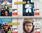 Premiery filmów na DVD w Lidlu
