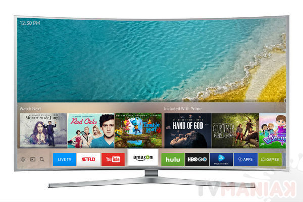 Samsung Smart TV / fot. prod.