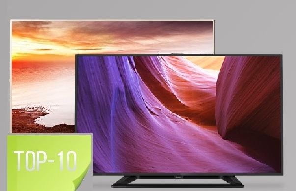 TOP10 telewizorów bez opcji Smart TV