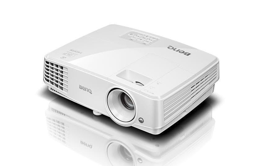 BenQ - nowe projektory biurowe / fot. prod.