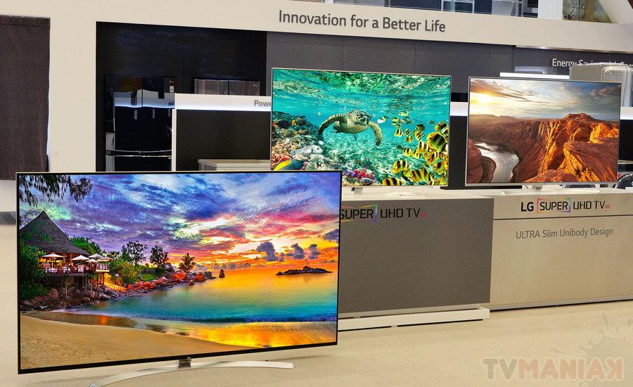 LG wprowadza na polski rynek nowe telewizory