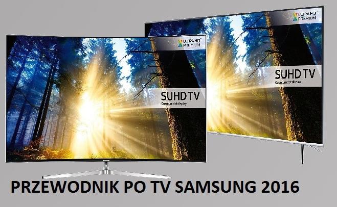 Samsung SUHD QD 2016