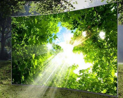 Zakrzywiony ekran / fot. Samsung
