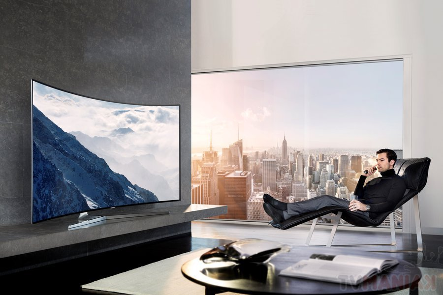 Nowe telewizory Samsung SUHD wyposażono w technologie Quantum Dot i HDR