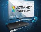 Certyfikat Ultra HD Premium dla odtwarzacza Samsung UBD-K8500 Ultra HD