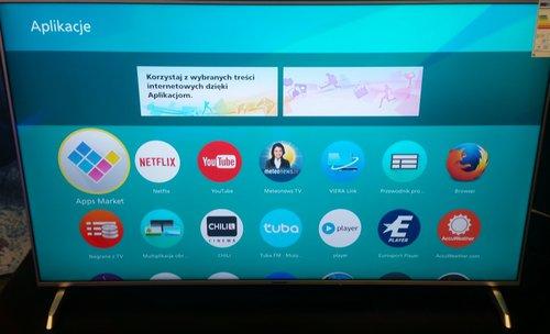 Firefox OS / fot. tvManiaK