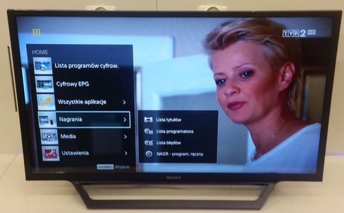 Sony KDL-32RD430 / fot. tvManiaK