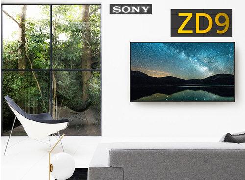 Sony KD-65ZD9 / fot. sONY